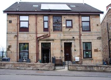 Thumbnail 2 bed flat to rent in Lilybank Road, Port Glasgow