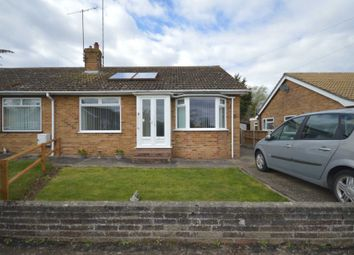 Thumbnail 2 bed semi-detached bungalow for sale in Hermitage Close, Acle