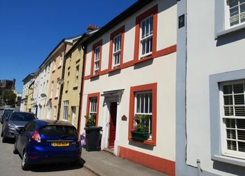 3 bed terraced house for sale in The Watton, Brecon LD3,
