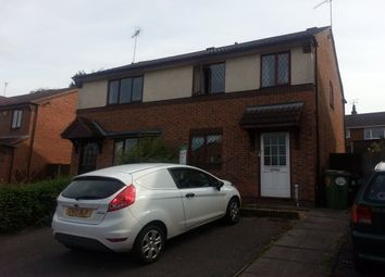 Thumbnail 2 bed property to rent in Armstrong Avenue, Stafford