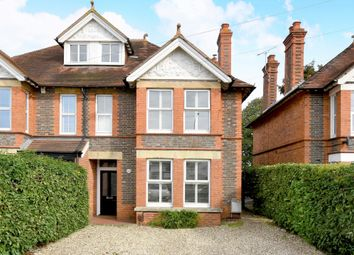Thumbnail 4 bedroom semi-detached house for sale in Bath Road, Thatcham