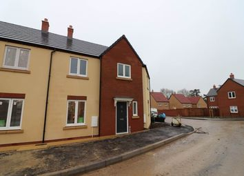 Thumbnail 3 bed semi-detached house for sale in Brawn Drive, Raunds, Wellingborough