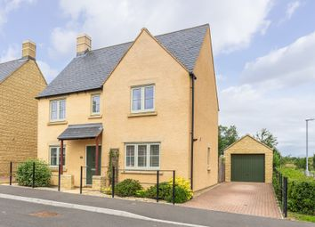 Thumbnail 4 bed detached house for sale in Trubshaw Close, Tetbury