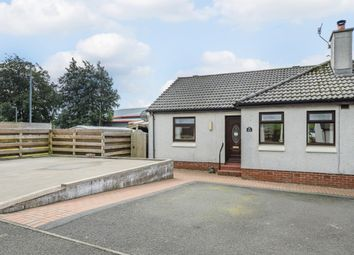 Thumbnail 2 bed semi-detached bungalow for sale in Glenwhargen Avenue, Sanquhar, Dumfries And Galloway