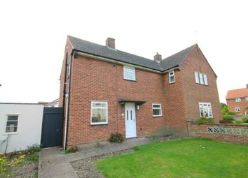 Thumbnail 2 bed semi-detached house to rent in Fanshawe Road, Cambridge