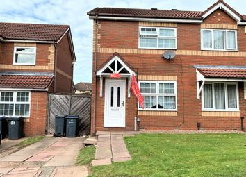 Thumbnail 2 bed terraced house for sale in Herbert Road, Small Heath, Birmingham