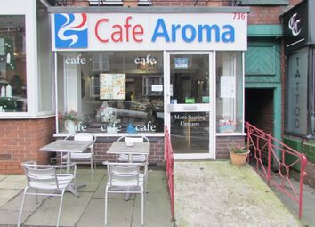 Thumbnail Restaurant/cafe for sale in 736 Ecclesall Road, Sheffield S11 8Tb