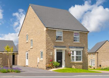 """Thumbnail 4 bedroom detached house for sale in """"Irving"""" at Manywells Crescent, Cullingworth, Bradford"""