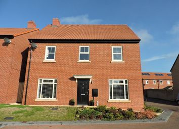 Thumbnail 4 bed detached house for sale in Parwich Walk, Dodworth, Barnsley