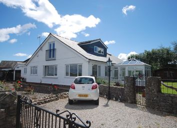 Thumbnail 4 bedroom detached bungalow for sale in Canal Foot, Ulverston, Cumbria