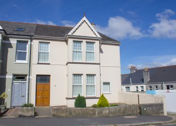 Thumbnail 3 bed end terrace house for sale in Weston Park Road, Peverell, Plymouth