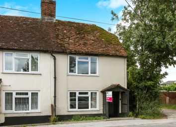 Thumbnail 3 bed semi-detached house for sale in Countess Road, Amesbury, Salisbury