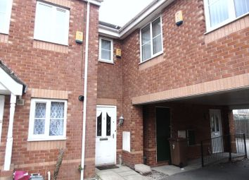 Thumbnail 2 bed town house for sale in Medway Court, St. Helens