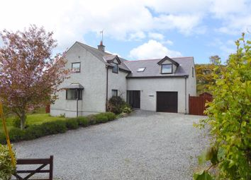 Thumbnail 4 bed detached house for sale in Gwalchmai, Holyhead