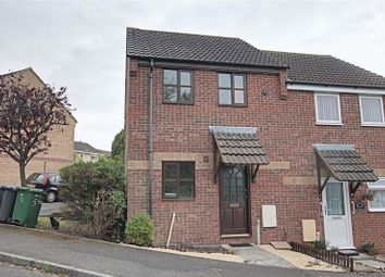 Thumbnail 2 bed terraced house to rent in Kendrick Close, Westbury