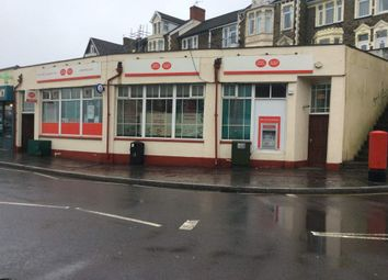 Thumbnail Retail premises for sale in Post Office, Bargoed
