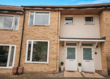 Thumbnail 2 bedroom terraced house for sale in Ferneley Crescent, Newmarket