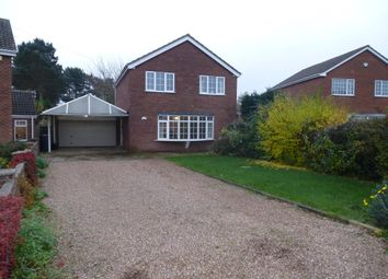 Thumbnail 4 bed property to rent in Elm Drive, Finningley, Doncaster