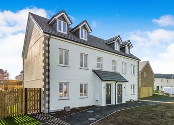 Thumbnail 4 bed terraced house for sale in Treskerby Woods Scorrier Road, Redruth