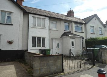 Thumbnail 3 bedroom property to rent in Cambria Road, Ely, Cardiff