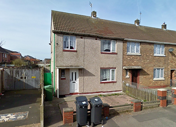 Thumbnail 3 bed terraced house to rent in Eden Avenue, Fleetwood, Lancashire