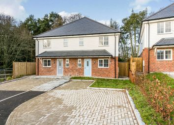Thumbnail 4 bedroom semi-detached house for sale in High Street, Flimwell, Wadhurst