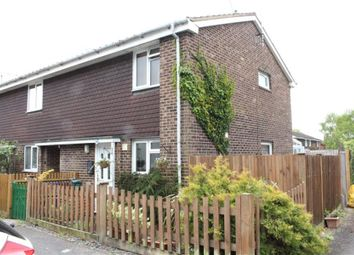 Thumbnail 2 bed end terrace house to rent in Lidstone Close, Horsell, Woking