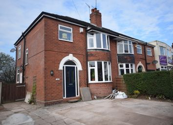 Thumbnail 3 bed semi-detached house to rent in Hanley Road, Sneyd Green, Stoke-On-Trent