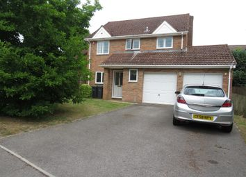 Thumbnail Detached house for sale in Angler Road, Salisbury