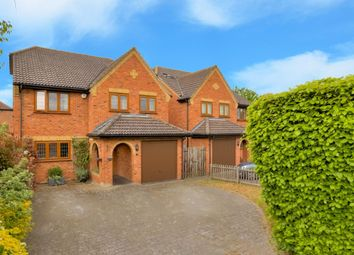 Thumbnail 5 bedroom detached house for sale in Lybury Lane, Redbourn, St. Albans