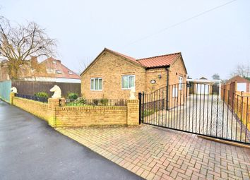 Thumbnail 4 bedroom detached bungalow for sale in Neville Road, Heacham, King's Lynn