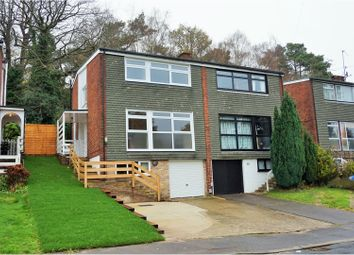 Thumbnail 3 bed detached house to rent in Old Pasture Road, Camberley