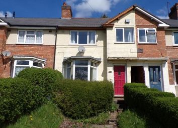 3 bed terraced house for sale in Quinton Road, Birmingham, West Midlands B17