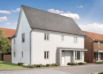 "Thumbnail 4 bed detached house for sale in ""Rowan"" at Hedgers Way, Kingsnorth, Ashford"
