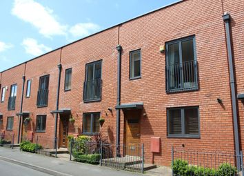 Thumbnail 4 bed town house for sale in Ascote Lane, Dickens Heath, Shirley, Solihull