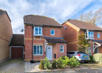 Thumbnail 3 bed detached house for sale in Elm Way, Heathfield