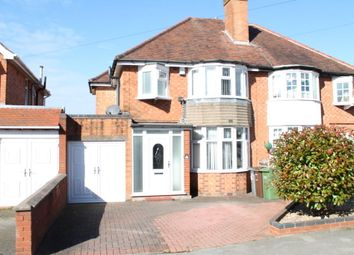Thumbnail 3 bed semi-detached house to rent in Stanton Road, Shirley, Solihull