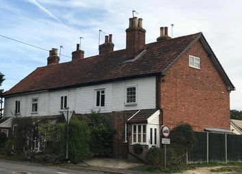 Thumbnail 2 bed end terrace house to rent in Long Melford, Sudbury, Suffolk