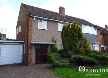 Thumbnail 3 bedroom property to rent in Peach Ley Road, Birmingham, West Midlands.
