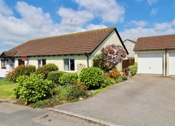 Thumbnail 2 bed semi-detached bungalow for sale in Pendeen Park, Helston