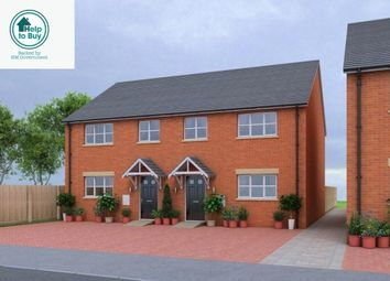 Thumbnail 3 bed semi-detached house for sale in Cranage Lane, Northwich