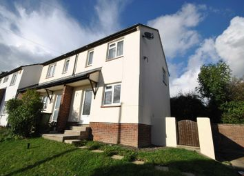 Thumbnail 2 bedroom semi-detached house to rent in Appletree Close, Barnstaple