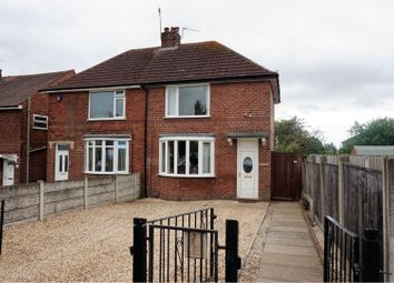 Thumbnail 2 bed semi-detached house for sale in Newthorpe Common, Newthorpe
