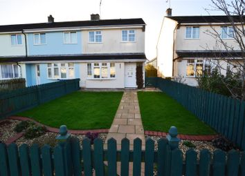Thumbnail 3 bed semi-detached house for sale in Steps Road, Sageston, Tenby