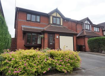 Thumbnail 4 bed detached house for sale in Jackson Mews, Oldham