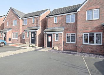Thumbnail 2 bed semi-detached house for sale in Bellaport Gardens, Harrington, Workington