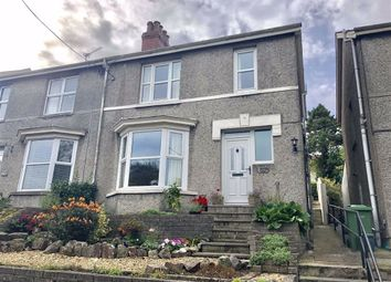 Thumbnail 3 bed semi-detached house for sale in Llangunnor Road, Llangunnor, Carmarthen
