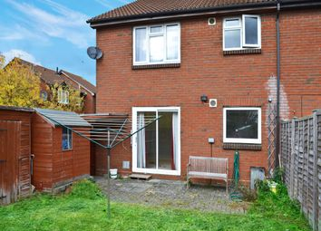 Thumbnail 1 bed flat to rent in Porlock Close, Thatcham