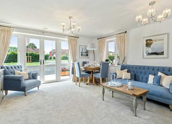Thumbnail 2 bed flat for sale in London Road, Ruscombe, Twyford