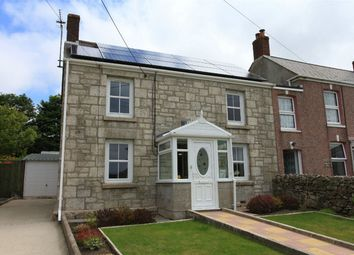 Thumbnail 3 bed semi-detached house for sale in Trelavour Prazey, St Dennis, St Austell, Cornwall